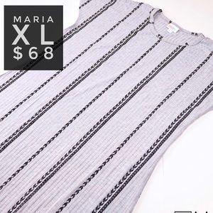 LuLaRoe slimming maxi dress Maria